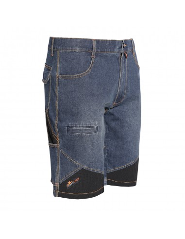 Bermudy JEANS EXTREME